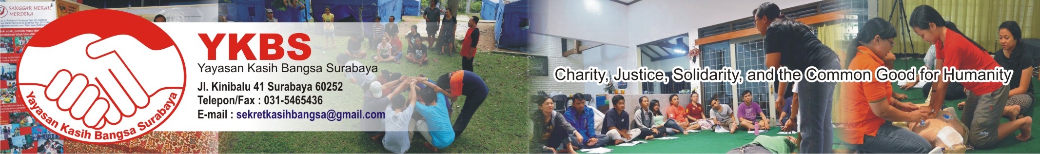 Yayasan Kasih Bangsa Surabaya