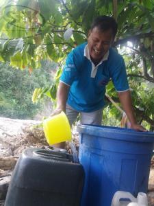 5. air bersih